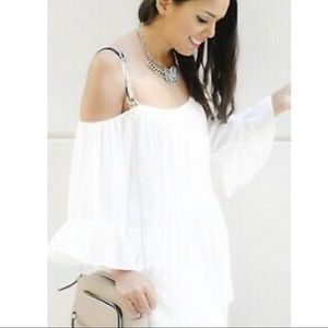 Zara Off The Shoulder Romper